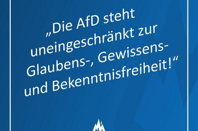 AfD und Islam